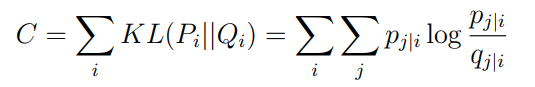 Kullback-Leibler formula